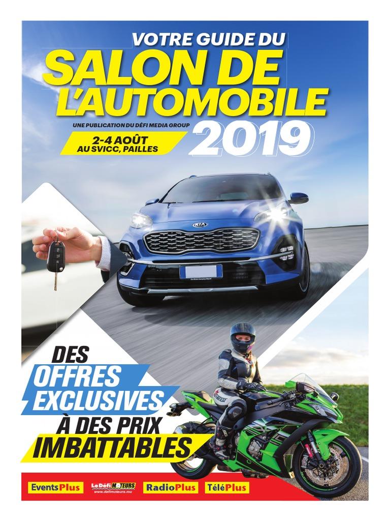 Salon de l'Automobile 2019 | Voitures | Véhicule de sport
