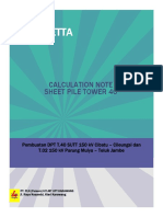 Calculation Note Sheet Pile.pdf