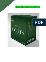 I AM BARLEY