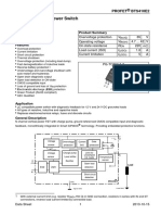 Infineon BTS410E2 DS v01 01 En