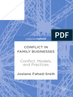 [Palgrave Pivot] Fahed-Sreih, Josiane - Conflict in Family Businesses _ Conflict, Models, And Practices (2018, Palgrave Macmillan)