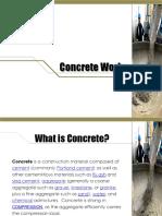 concrete works presentation.ppt
