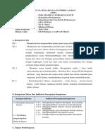 RPP Humas KD 3.3 Dan 4.3