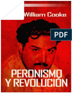 21962915 John William Cooke Peronismo y Revolucion