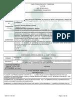 Competencia 210101001 Logistica de Transporte