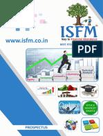 ISFM Brochure