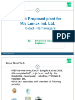 1 254 Lumax Ind MEP Design by - Nival Tech Consul-Engg.