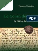 Mraizika.florence 2018 Le Coran Decree