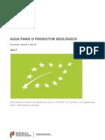 Guia Produtor Biologico