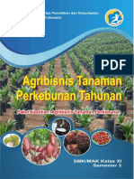 3. Agribisnis Tanaman Perkebunan Tahunan