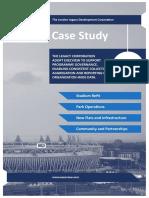 Case Study LLDC Jan 2015
