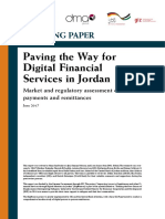 Working Paper Paving the Way for Digital Financial Services in Jordan Jun 2017
