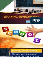 EDUC 509 Learning Environment