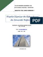 Apuntes de Diseño Sismico Concreto Reforzado Aci318-14 y Asce7-05 Editado