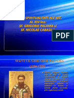 Doua Spiritualitati Ale Sec. Al Xiv Lea