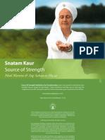 Source of Strength by Snatam Kaur E-book