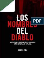 Los nombres del diablo-Andrei Peña