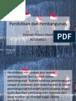 Pendidikan dan Pembangunan.pptx