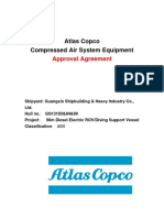 Atlas Copco-Compressed Air System
