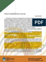 Chumbita_ponencia Sobre Independencia