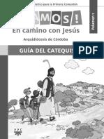 Guia de Catequista 1
