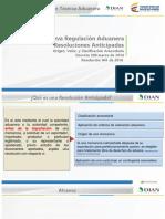 Present Resoluciones Anticipadas SEMAN 15