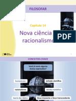 Capítulo 14 - Nova Ciência e Racionalismo