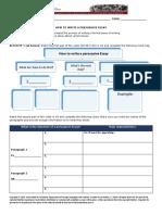 Persuasive Essay- Writing Workshop 1 - Copia