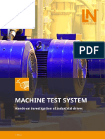 Machine Test System Brochure