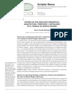 565. Aporías de Una Ideología Urbanística Arquitectura, Territorio y Capitalismo en El Trabajo de Martin WagnerÁlvaro Sevilla-Buitrago