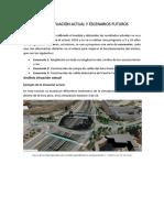 Análisis de La Situación Actual y Escenarios Futuros Tfm