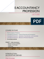 01 Accountancy Profession