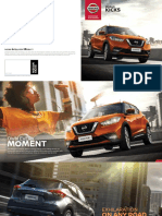 Nissan Kicks Brochure