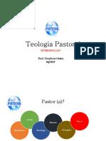Teologia Pastoral Aula 1