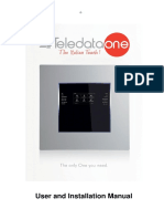 0 - Teledataone User Install 1 3 6 Eng