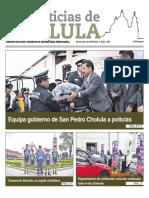 Noticias de Cholula