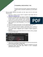 Proyecto Desarrollo Web Con HTML 5 y Css