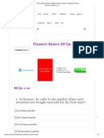 Finance Basics MCQs I Multiple Choice Questions I Business Finance.pdf