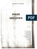 Mihai Avasilcai zis Fanfan - Poezii Obraznice