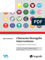 Ryan Niemiec - Character Strengths Interventions_ a Field Guide for Practitioners 2017 (2017, Hogrefe Publishing)
