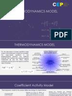 thermodynamics model