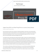 Libgen Proxy 2019_ List of Best Proxy_Mirrors to Access Library Genesis