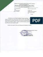 SK Penetapan PPDB 2018-2019 SMK YMA Megamendung