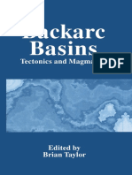Backarc Basins - Tectonics and Magmatism