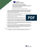 j - Normas y Procedimientos Sobre Salidas Pedagoicas