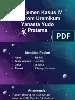 SINDROM UREMIKUM