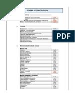 0 Listado de Documentos DOSSI