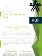 Inducción Instructores