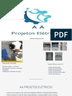 apresentação projetos elétricos.pptx