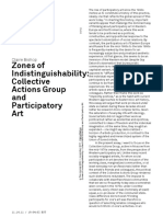 Boris Groys Zones of indistiguishability